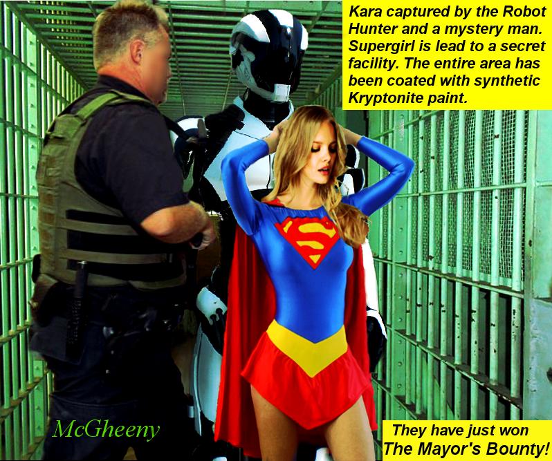 Supergirl fake nude 1