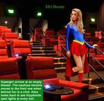 Supergirl in Presenting Supergirl's Nightmare