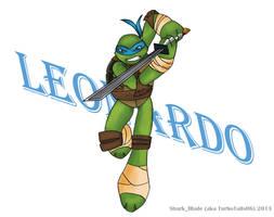 Leonardo by TurboTails06