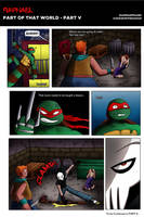 Raphael - Part of That World PART 5 by TurboTails06