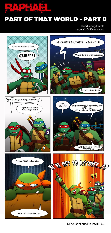 Raphael - Part of That World PART 8