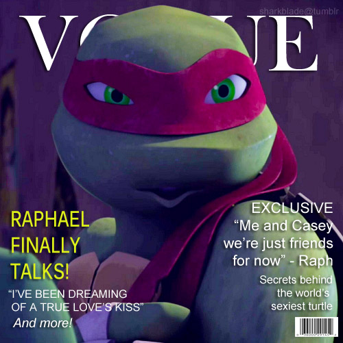 Covergirl Raphael By Turbotails06 On Deviantart