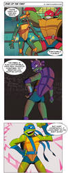 New briefs - Rise of the TMNT (Comic) by TurboTails06