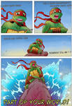 Raphael - Part of That World PART 19 by TurboTails06