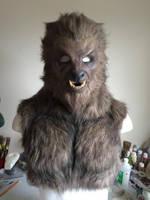 Wolfman Werewolf mask! by shadowcast89