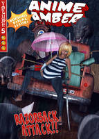 Anime Amber #5 : Razorback Attack