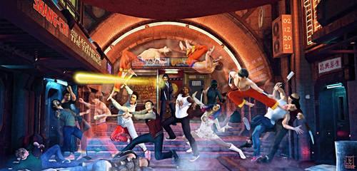 Shang-Chi:Ten Rings Alley