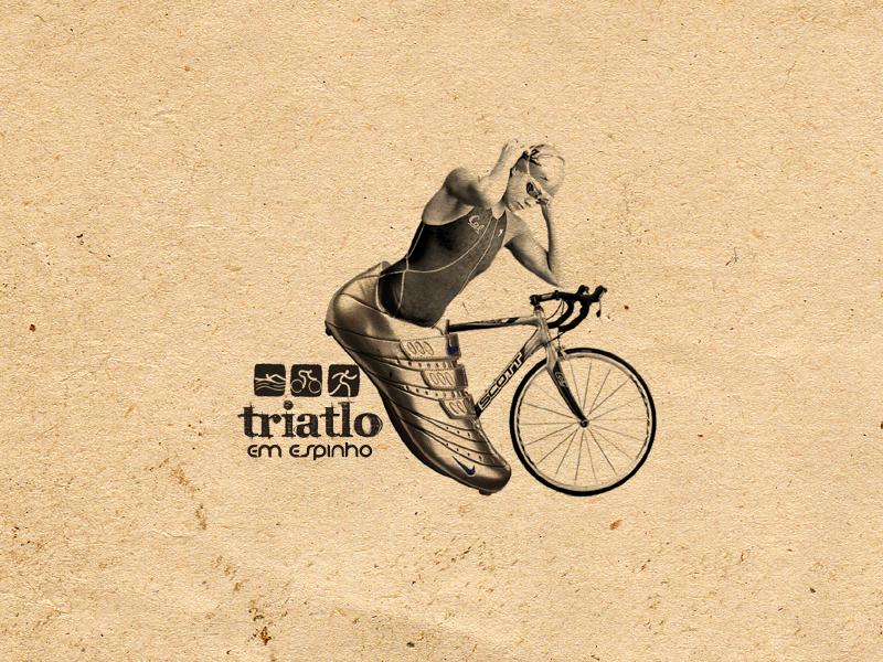 'Triathlon in Espinho'