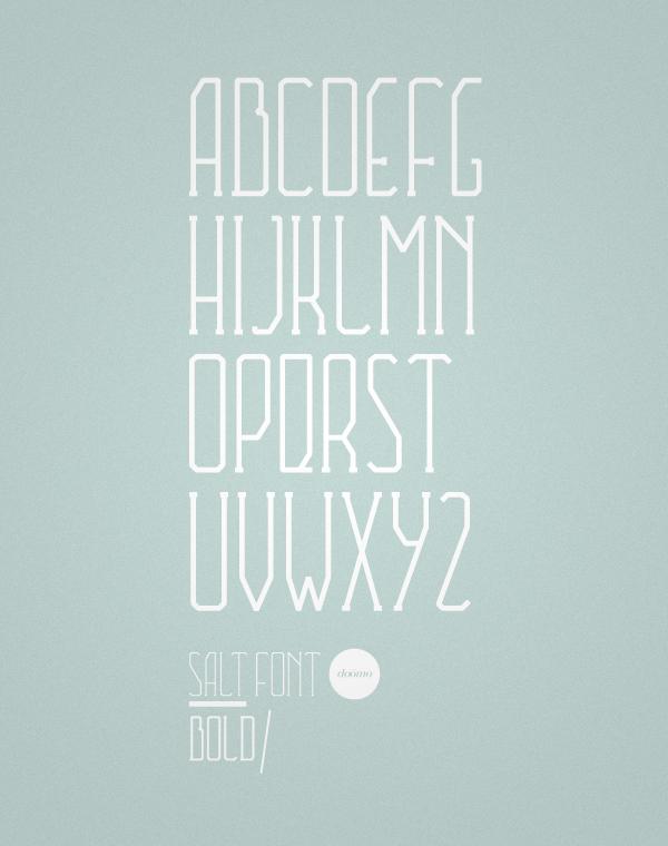 Salt Font. by pgmoreno
