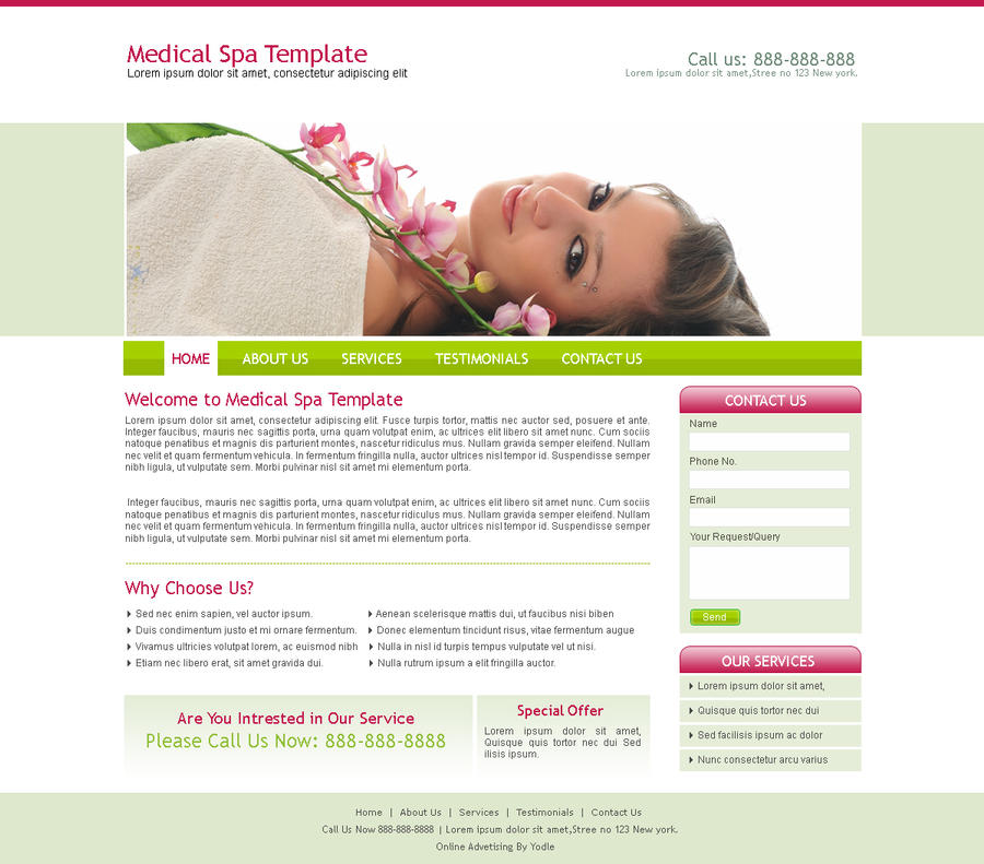 Medical Art Spa Quence