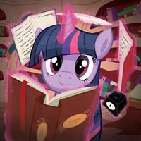 I Like Books by Axian-Art