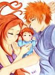 IchiHime: Kurosaki family
