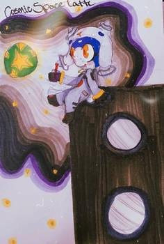 Cosmic Space Latte