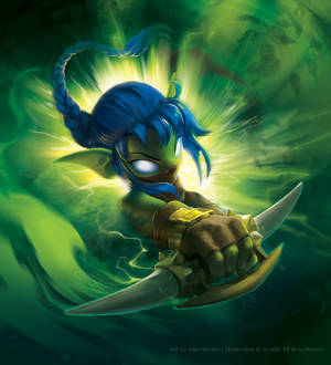 Skylanders Battlecast - Ninja Strike