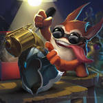 Skylanders Battlecast - Put a Gun on It