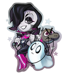 Mettaton and Cousins by alexweeks
