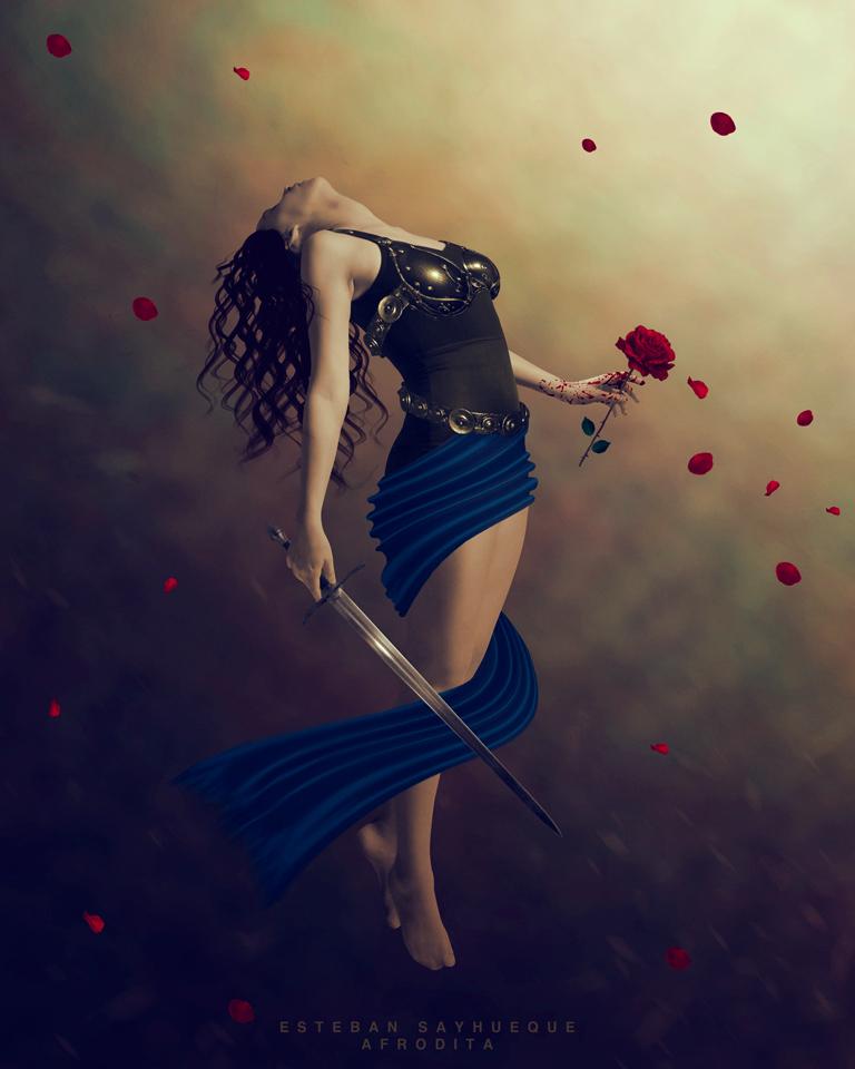 Afrodita by EstebanSayhueque