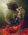 Venus resurge by EstebanSayhueque