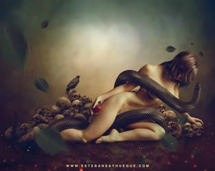 Eve by EstebanSayhueque