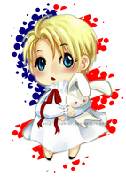 APH - Chibi Alfred by lishtar
