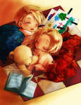 APH - afternoon nap