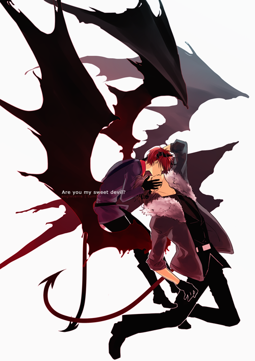 Sweet Devil by lishtar