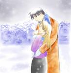 Winter Roy and Riza