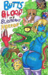 Butts Blood and Blasphemous horror 2 by MrRemoraman