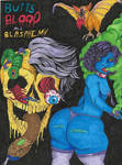 Butts Blood and Blasphemy 3 by MrRemoraman