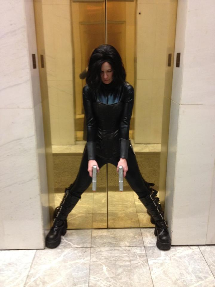 Selene Underworld Death Dealer MomoCon 2012 13 by Gypsyangelf4i