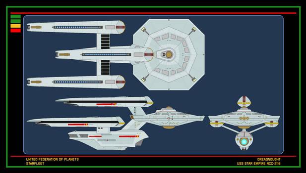 Dreadnought USS Star Empire