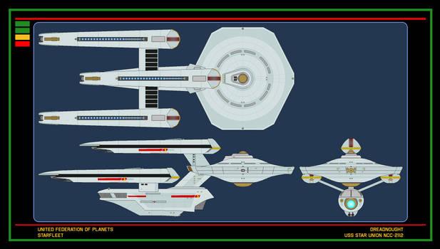Dreadnought USS Star Union