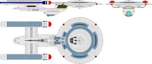 Heavy Exploratory Cruiser by BastardShipyards
