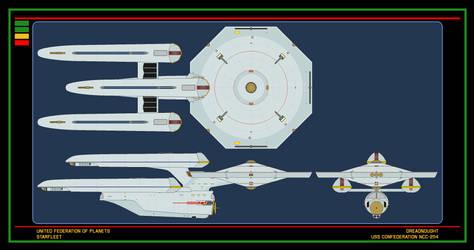 Dreadnought - USS Confederation