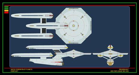 Dreadnought - USS Star League