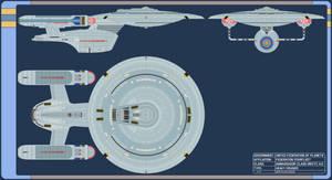 Heavy Cruiser - Ambassador Class 4.0