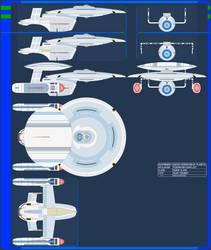 Heavy Cruiser - Surak Class