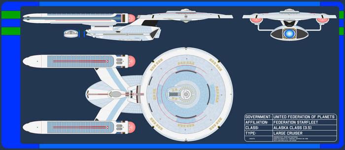 Large Cruiser - Alaska Class 3.5