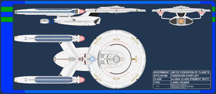 Large Cruiser - Alaska Class (Probert)