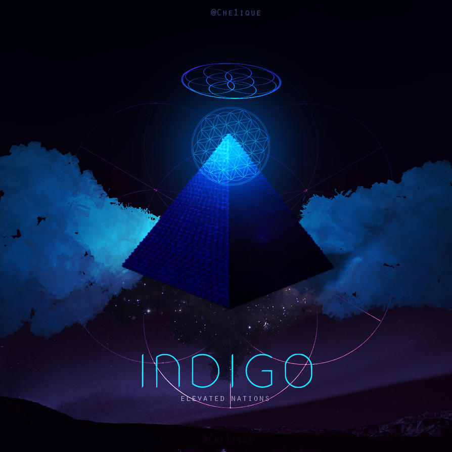 Indigo By Che1ique On Deviantart