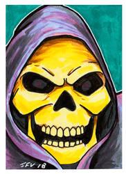 Heman Skeletor by Fitzufilms