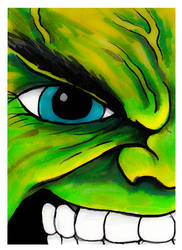 Stan Lee Hulk by Fitzufilms