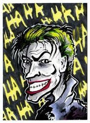 Batman, The Joker by Fitzufilms