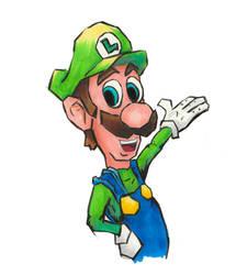 Luigi by Fitzufilms