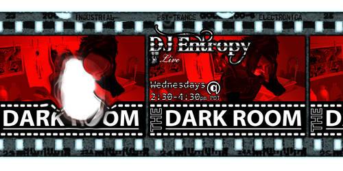 DJ Entropy at the Dark Room by GreenMonkeyMakiRoll