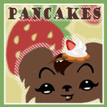 Pet Society: Pancakes by GreenMonkeyMakiRoll