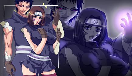 Obito Uchiha x Rin Nohara