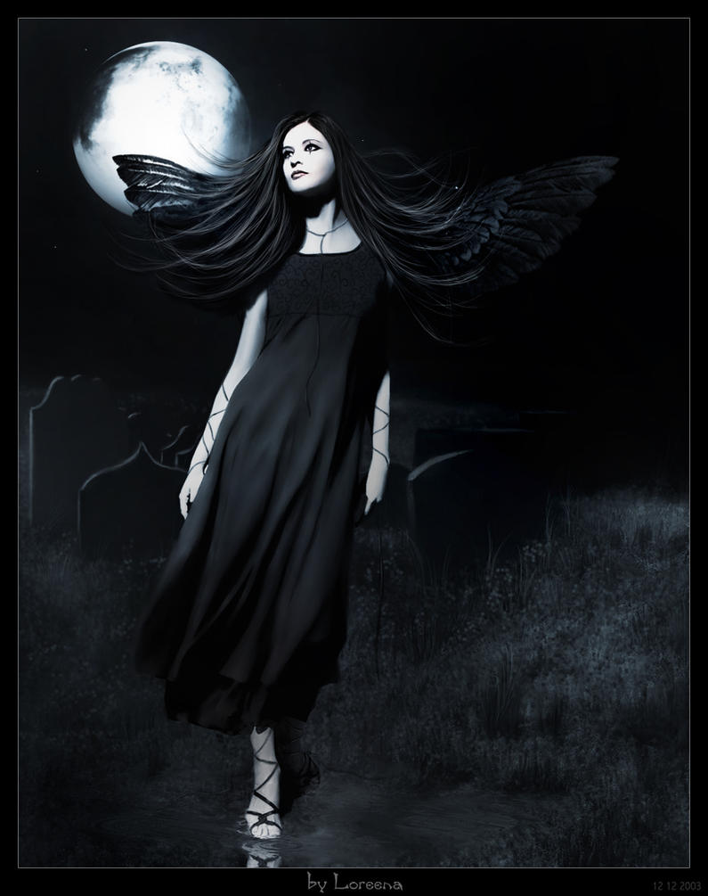 Черный ангел в киеве 29 фотография