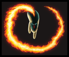 Flame Wheel by Tiercels