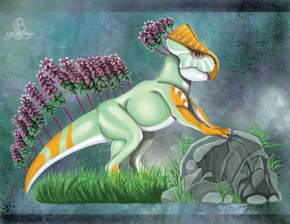 Microceratus Nettle by mythrilflare